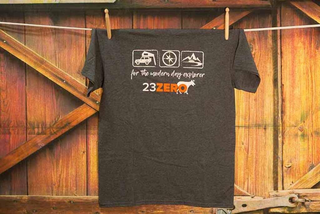 23Zero Tshirt 3 box front (1 of 1)
