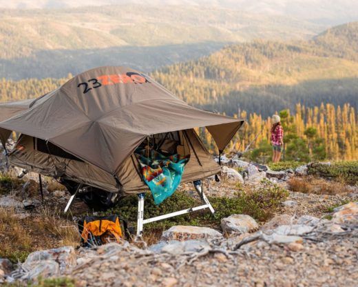weekender hitch tent