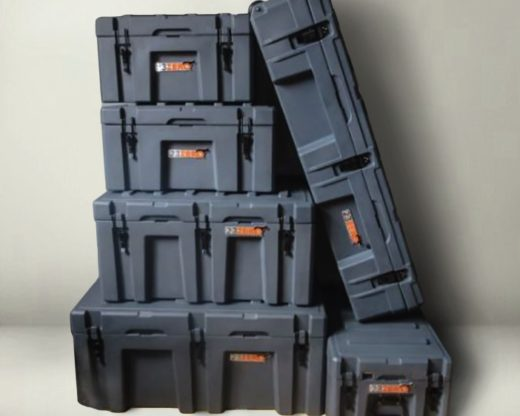 Overland gear Boxes