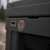 wheeled overland gear box