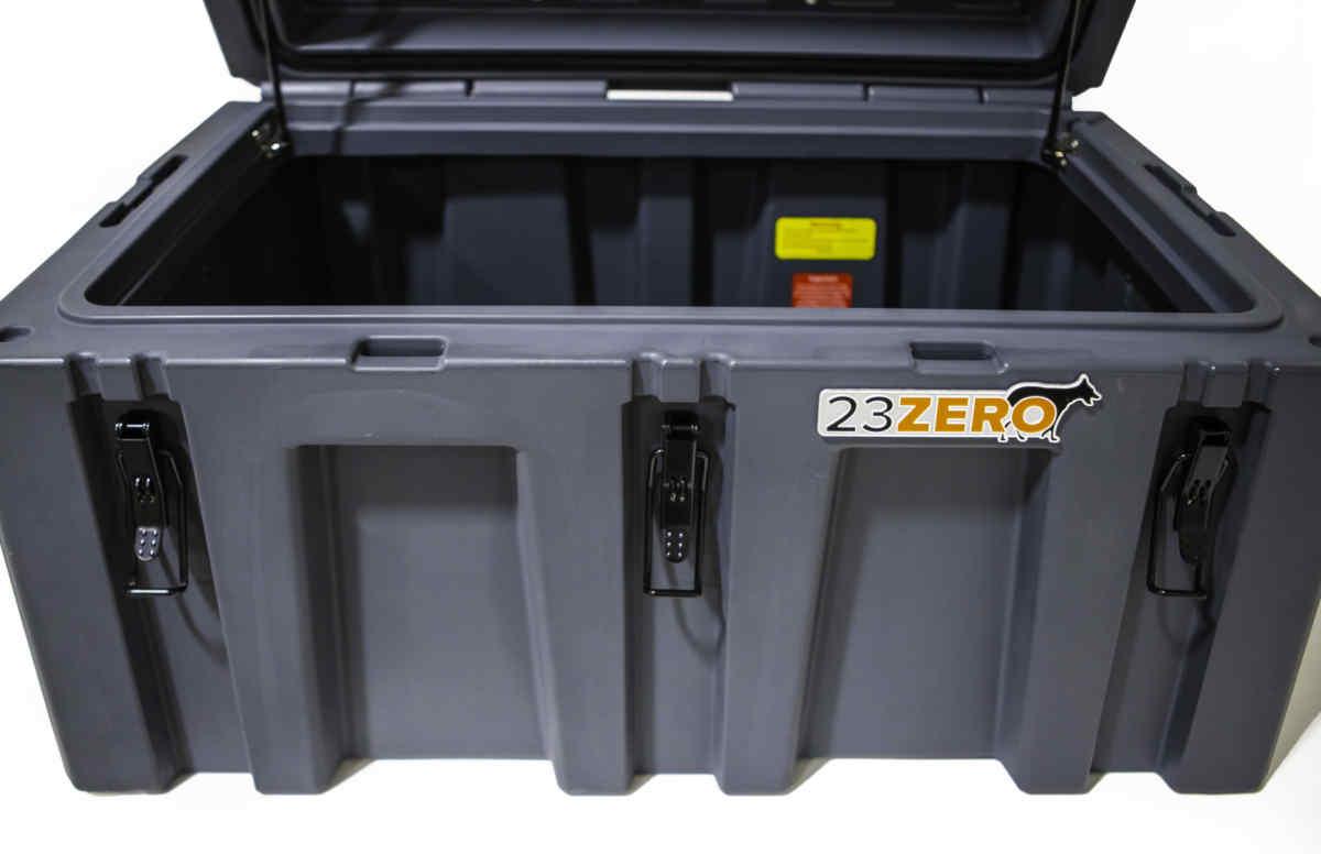 150 overland gear box