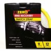 8t 4wd recovery snatch strap