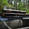 roof rack shower awning