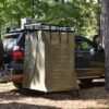 roof rack shower tent