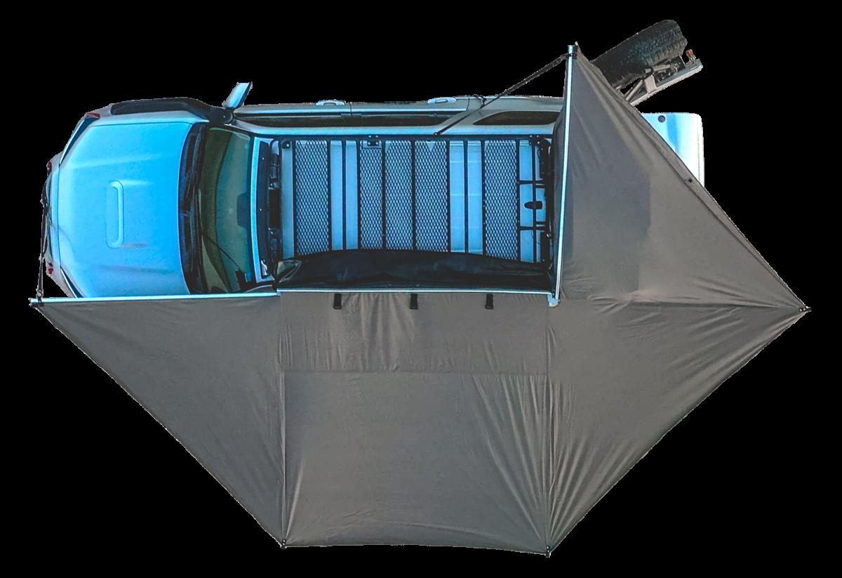 peregrine 270 awning