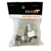 security nuts hardware