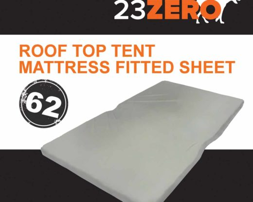 roof top tent mattress fitted sheet 62