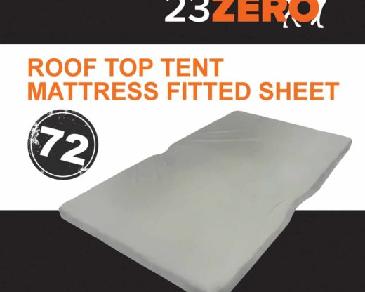 roof top tent mattress fitted sheet 72