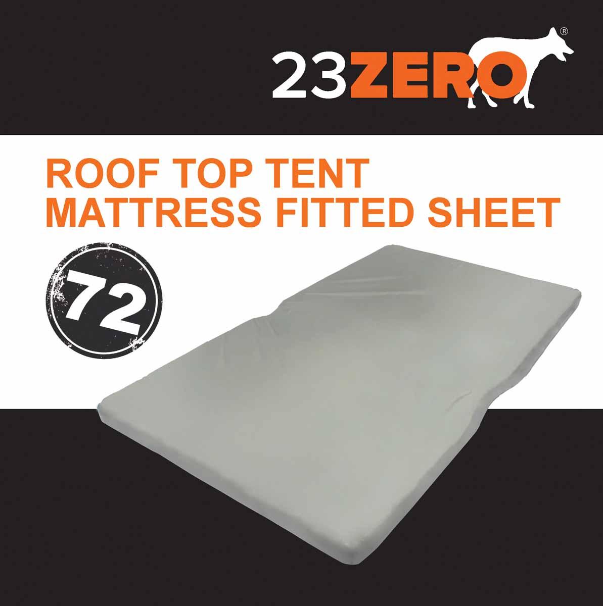 roof top tent mattress fitted sheet 72