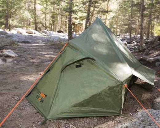 Compact Tents