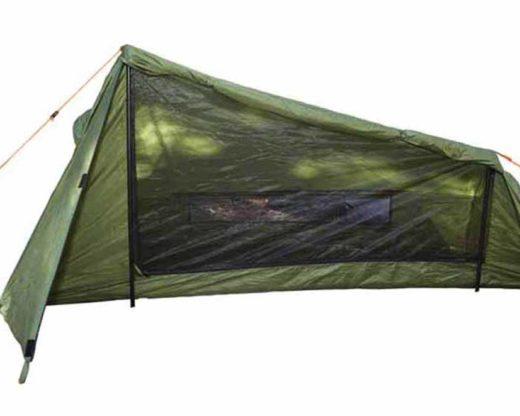 stash tent with door