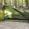 stash tent door open
