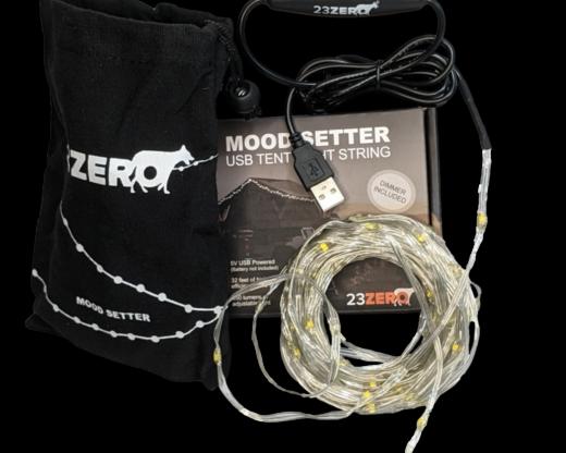 USB Powered Tent Light String